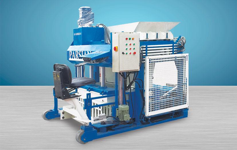 دستگاه تولید جدول بتنی KAD1300