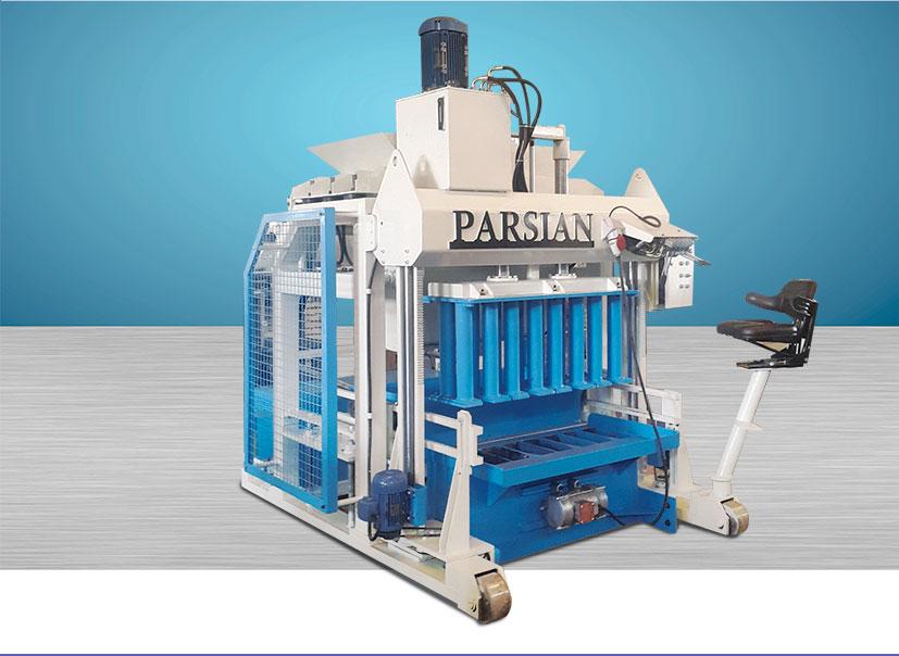 دستگاه جدول زن هیدرولیک متحرک KAD1400