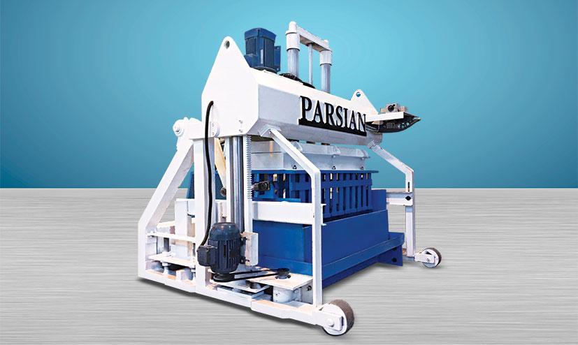 دستگاه متحرک تولید جدول KAD1200