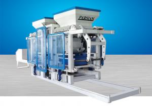 دستگاه تمام اتوماتیک تولید سنگفرش TP.RN1015