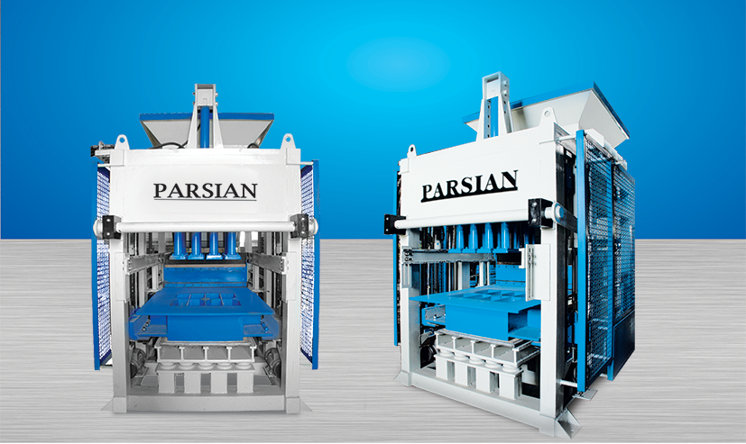 دستگاه تمام اتوماتیک تولید سنگفرش TP.RN1000