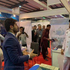 حضور در نمایشگاه صنعت ساختمان کراچی-پاکستان 2018